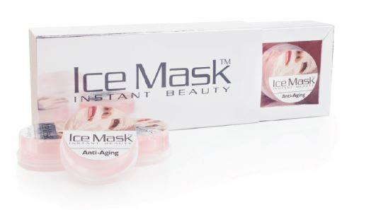 Ice Mask™ 6 Anti-Aging mit Aloe Vera & Vitamin C